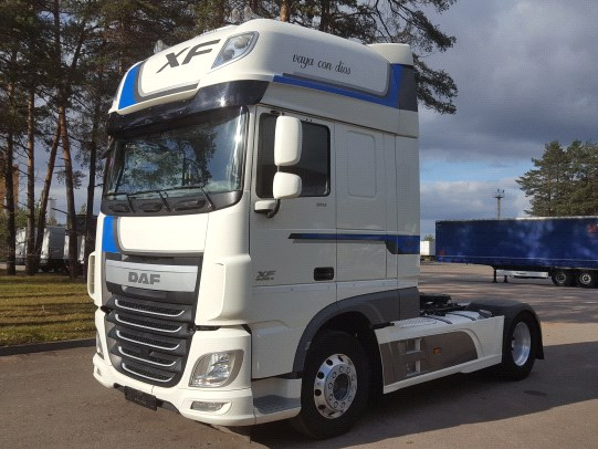DAF XF 510 FT RETARDER