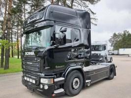 Scania R450 Retarder, Navi, TV