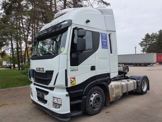 Iveco AS440T/FP