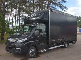 Iveco Daily 35C17  (25 m3)