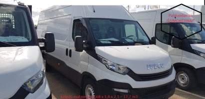 Iveco Daily 35S16 18m3