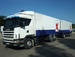 Scania R 114 LB