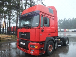 MAN 19.414 Manual, Retarder
