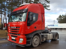 Iveco Stralis AS440S