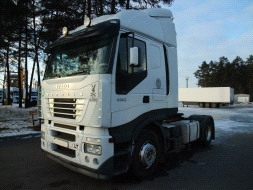 Iveco Stralis MANUAL 430