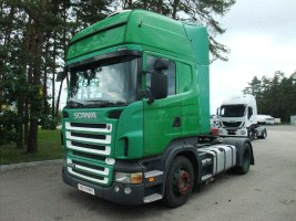 Scania R 420LA