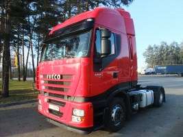 Iveco Stralis A 440 S