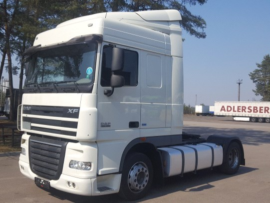 DAF 105.460 MANUAL  MEGA