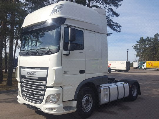 DAF XF460 FT