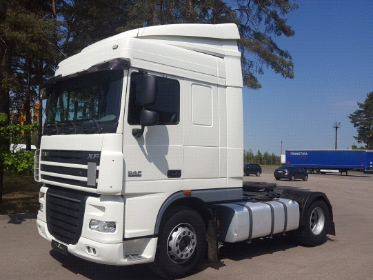 DAF XF 105.460 MANUAL Retarder