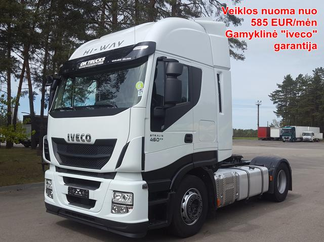 Iveco Stralis AS440S46 T/PGara