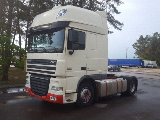 DAF 105.460 Manual Retarder