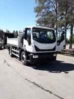 Iveco Eurocargo ML160E28 EVI_C TIPPER SKIPLOADER